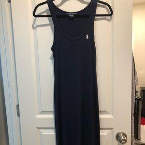 Navy Ralph Lauren Cotton dress